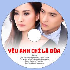 YEU ANH CHI LA DUA - PHIM TRUYEN THAI LAN HAY - LONG TIENG