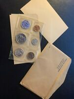 1958 United States Proof Uncirculated coin set