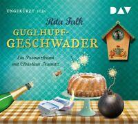 GUGLHUPFGESCHWADER.DER ZEHNTE FALL FÜR DEN EBERHO - FALK,RITA  6 CD NEW