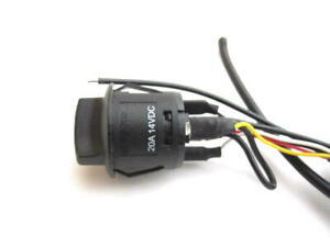 Selector Switch for Blinder HP-905 Compact 4 Position Mode Power ON OFF Wiring