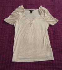 Locker sitzende H&M Damenblusen, - tops & -shirts ohne Kragen