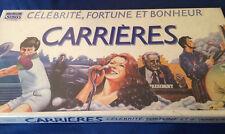 jeu de société : CARRIÈRES, Célébrité, fortune et bonheur 1979