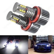 120W LED Angel Eyes Halo Light Canbus BMW E82 E87 E84 E70 X5 E71 E89 E60 E90 E92