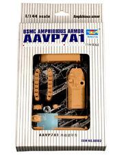 Trumpeter 9360103 Amphibischer Truppentransporter AAV7A1 1:144 Modellbausatz
