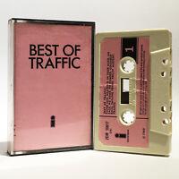 Traffic - Best Of Traffic - V. RARE 1970 1st Very Good Plus - Island - CIR 15017