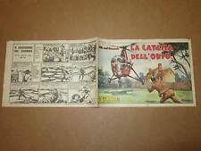 GLI ALBI DELL'INTREPIDO N°275 DEL 24-4-1951 LA CATENA DELL'ODIO