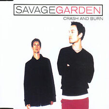 Crash & Burn [Single] by Savage Garden (CD, Mar-2000, Sony Music Distribution (U