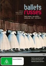 Ballets Russes (DVD, 2006) - New/Sealed