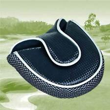 Golfers Magnetic Putter Cover for Modern Mallet and 2 Ball Golf Putters