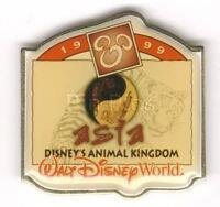 Disney Animal Kingdom Asia Opening Day Press Pin