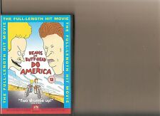 BEAVIS AND BUTTHEAD DO AMERICA DVD