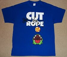 Cut The Rope Shirt XL NEW Mobile Game