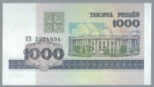 Banknote Weißrussland / Belarus - 1000 Rubel - 1998 - UNC