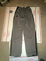 Under Armour Womens Size Small Grey Athletic Jogger Fitted Pants EUC