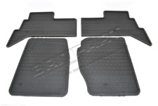 Genuine Range Rover Classic 4 Door Rubber Floor Mat Set STC8053AA