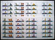 10 x Cook Island 2013 Mi. 1822-33 ** MNH Segelschiffe Schiffe Ships Mi. 190,-- €