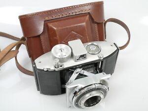AGFA KARAT mit Oppar 4,5/5,5cm + Tasche case  **ANKAUF**