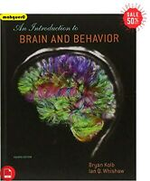 An Introduction To Brain and Behavior 4th Edition - Bryan Kolb [P.D.F]