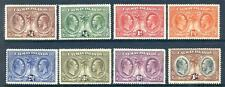 Mint Hinged Caymanian Colony Stamps