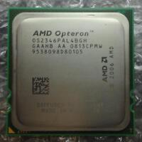 AMD OS2346PAL4BGH Opteron 2346 He 1.8GHz Prise Fr2/1207 Quad Core Processeur