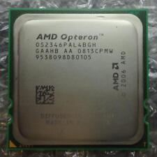 AMD OS2346PAL4BGH Opteron 2346 HE 1.8GHz Socket Fr2 / 1207 Quad Core Processor