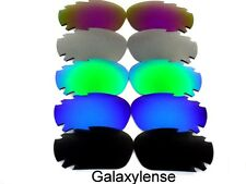Replacement Lenses For Oakley Racing Jacket Black&Blue&Green&Titanium&Purple