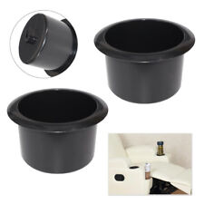 2pcs Cup Holder For Boat RV Sectional Couch Recliner Sofa Furniture Poker Table