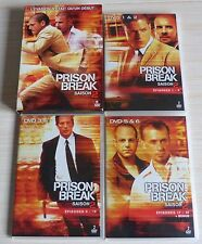 COFFRET 6 DVD PAL SERIE PRISON BREAK  L'INTEGRALE SAISON 2 ZONE 2