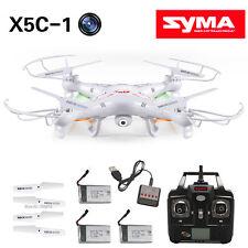SYMA X5C-1 Exploradores 2.4Ghz 6-Axis 100-120M RC UFO Quadcopter Transmisor