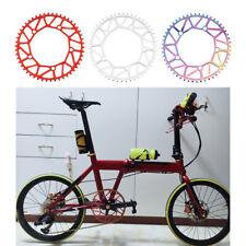130BCD Folding Bike Chainring CNN Narrow Wide Chainwheel 46T-58T Components