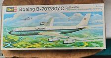 Boeing B-707/307C Luftwaffe Revell | No. H-108 | 1:139 (1971)