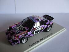 Spark 1:43 Porsche 934 No.90 Bourdillat/Bernard/Ennequiin Le Mans 1980 OVP