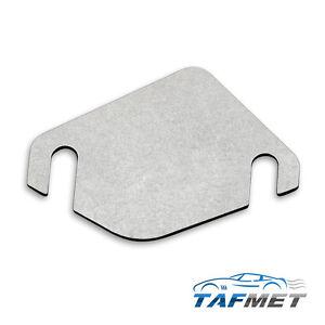 25B EGR blanking plate for Peugeot Citroen Ford Volvo Mazda 1.4 1.6 HDI TDCi