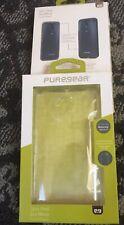 Puregear Motorola Nexus 6 Slim Shell Impact Case Slim Cover Clear w/ Clear Trim