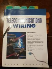 Telecommunications Wiring (3rd Edition) by Herrick, Clyde N. (Paperback) Tabbed