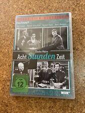 Acht Stunden Zeit DVD Pidax Film Klassiker Das Erste
