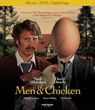 Men & Chicken [New Blu-ray] With DVD