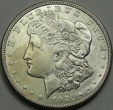 1921-D $1 Morgan Silver Dollar, 90% Silver, #14349