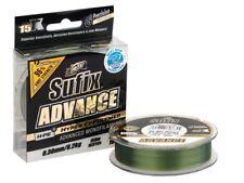 Sufix Advance Lo-Vis Green 150m 0.16mm-0.30mm Monofilament Line