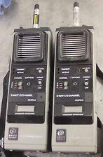 Vintage GE C.B. transceiver Radios model 3-5976A