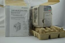 Yaskawa J1000 Inverter Cimr Ju4a0002baa Vfd Variable Frequency Drive New Ob