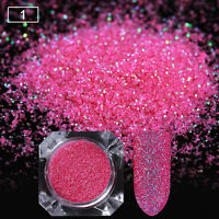 Shinning Nail Glitter Powder Dust Ultra-thin Pigment BORN PRETTY 12 Colors