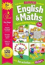 Leap Ahead Bumper Workbook: English and Maths 5+, , New condition, Book
