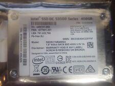 Intel SSD DC S3500 Series 400GB Internal SSD 1.8in SATA 6Gb/s