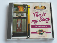 This Is My Song - Love Songs Of The 60's (CD Album) Used Very Good