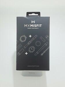 Misfit Ray Wearable Bluetooth Activity Tracker- Sleep Calorie Steps Black/Gray