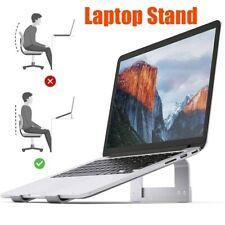 Laptop Stand Aluminum Ventilated Stand Ergonomic Riser Holder For All Notebooks