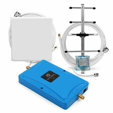 850MHz 2G/3G Cell Phone Signal Booster GSM CDMA Repeater Kit Band 5 For Home Use