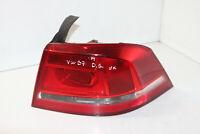 #5370B VW Passat B7 Berlina 2014 Rhd Posteriore Destro Lato Fanale 3AE945096F