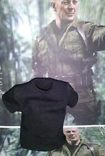 1/6 Hot Toys G.I Joe Retaliation Joe Colton MMS206 T-Shirt  **US Seller**